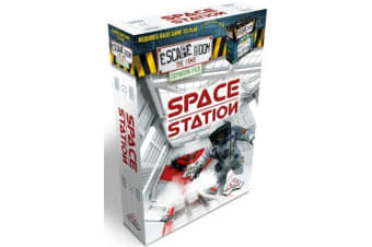 Escape Room The Game Space Station Expansion