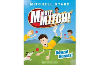 Mighty Mitch #2 - Howzat Heroes!