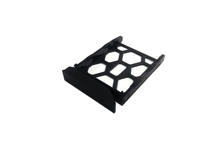 "Synology DISK TRAY (TYPE D8) drive bay panel 2.5/3.5"" Bezel panel Black"