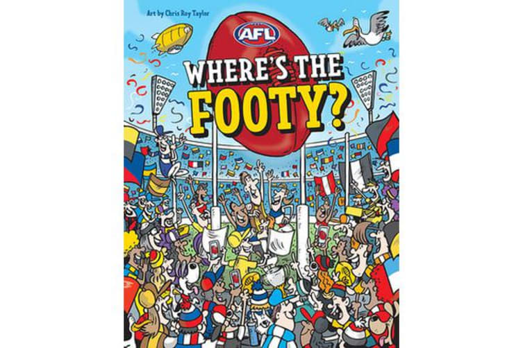 Where's the Footy?