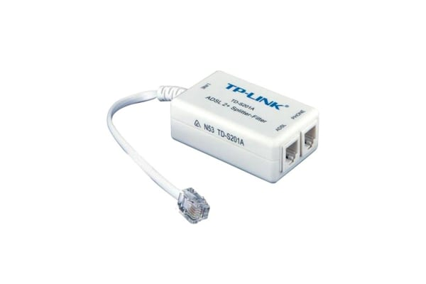 TP-Link ADSL 2+ Splitter / Filter for AU, AS/ACIF S041:2005 Compliant (TD-S201A)