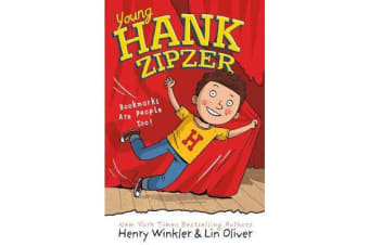 Young Hank Zipzer 1 - Bookmarks Are People Too!