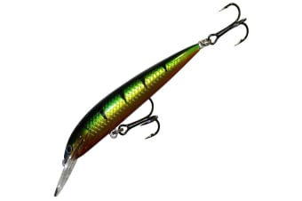 Bagley Rumble B 09 Fishing Lure - Gold Perch