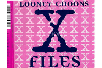 Looney Choons - X files  PRE-OWNED CD: DISC LIKE NEW