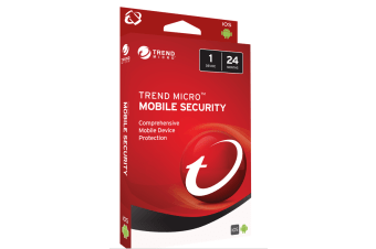 TREND MICRO TM MOBILE SECURITY (1 DEV) 24MTH