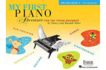 My First Piano Adventure For The Young Beginner - Writing Book A - Pre-Reading
