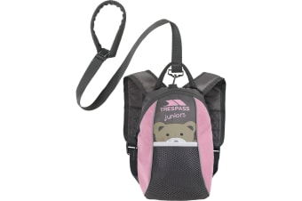 Trespass Babies/Toddlers Mini Me Rucksack/Backpack (3 Litres) (Pink)