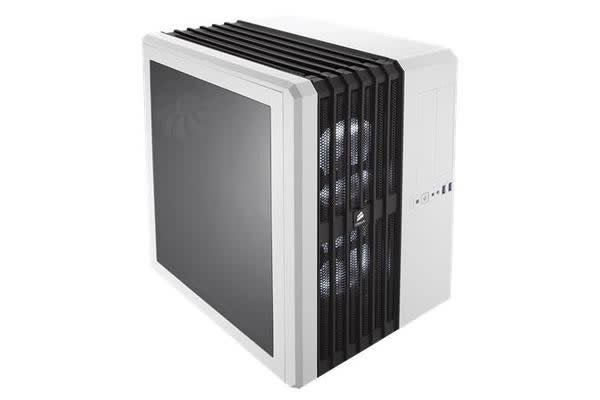 Corsair Air 540 White ATX Case Dual Chamber Design ATX PSU.  Supports Mini-ITX, MicroATX, ATX, E-ATX
