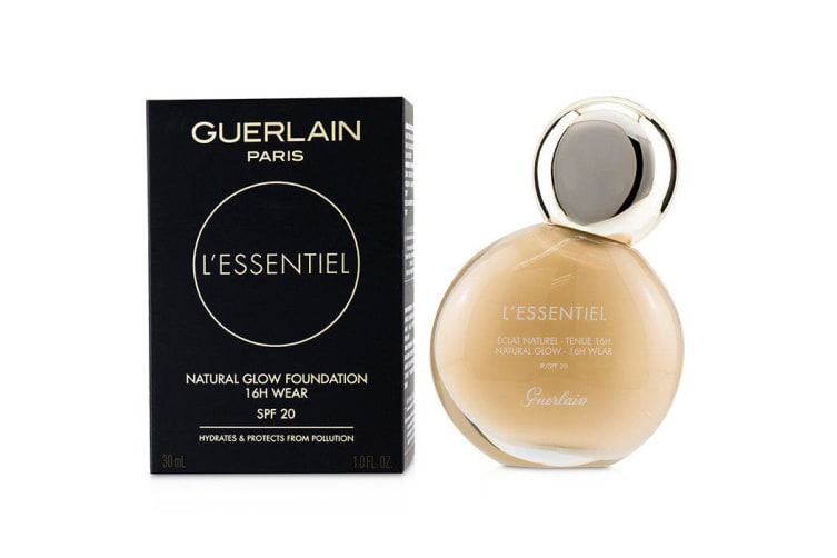 Guerlain L'Essentiel Natural Glow Foundation 16H Wear SPF 20 - # 01W Very Light Warm 30ml