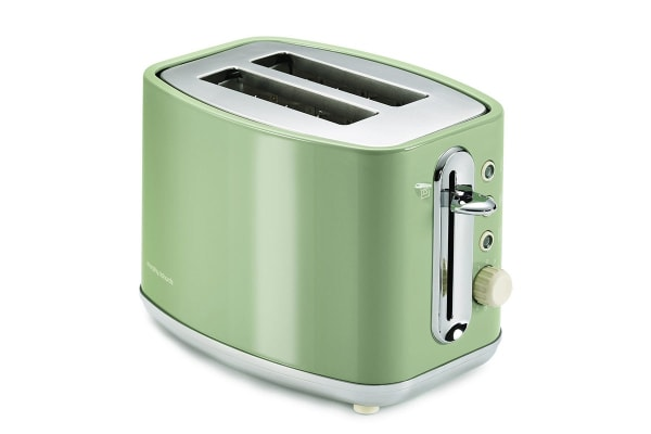Morphy Richards 2 Slice Elipta Toaster (Sage)