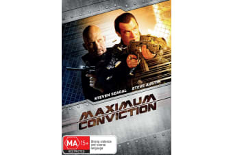 Maximum Conviction DVD Region 4