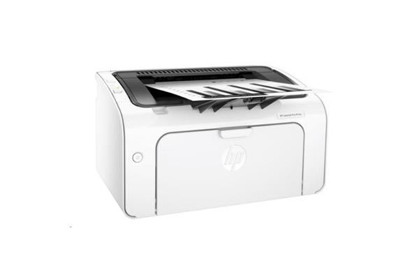 HP LasterJet Pro M12W Black and White Printer