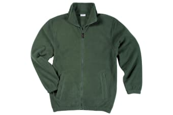 RTXtra Mens Classic Pill Resistant Fleece Jacket (Bottle)