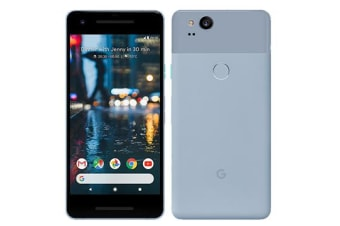 New Google Pixel 2 64GB 4GB RAM 4G LTE Smartphone Blue (FREE DELIVERY + 1 YEAR AU WARRANTY)