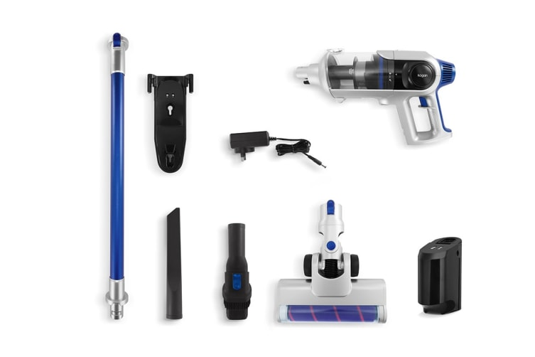 Kogan C10 Pro Cordless 29.6V Stick Vacuum Cleaner Clean More Combo