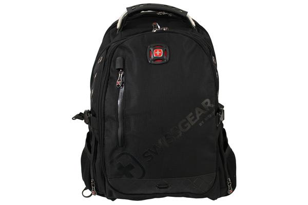 "Wenger Swissgear 15.6"" Laptop Backpack + 3.5Mm Jack Mp3 Connection Sa1460"