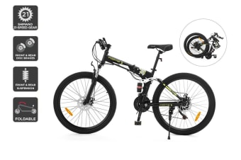 "Fortis 26"" Foldable Mountain Bike"
