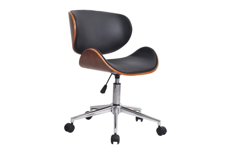 check out 88cf3 db174 Ergolux Siena Wooden Office Chair