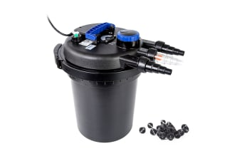 10000L/H Garden Pond Filter + 16000L/H Submersible Water Pump