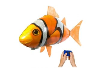 Remote Controlled Flying Fish - Clown Fish