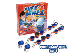 Tomy Puff Ball 3 Game