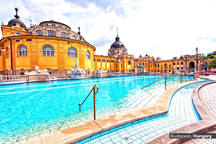 EUROPE: 20 Day Explore Europe Package Including Mediterranean Cruise with Flights for Two (Departing 24th Feb)