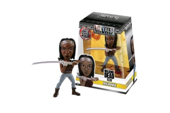 "The Walking Dead Michonne 4"" Metals"
