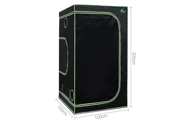 Green Fingers Weather Proof Lightweight Grow Tent (Large)