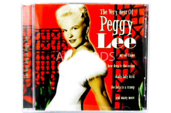 Peggy Lee  - The Very Best Of Peggy Lee BRAND NEW SEALED MUSIC ALBUM CD