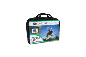 Slackline Aggroline Zero Waste 30Mt Kits Purple