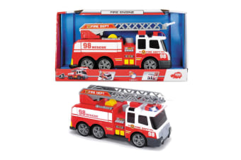 Dickie Toys Large Action Fire Brigade Vehicle