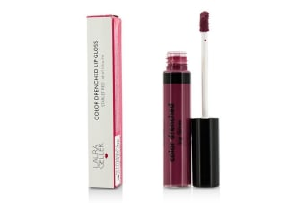 Laura Geller Color Drenched Lip Gloss - #Raspberry Roast 9ml/0.3oz