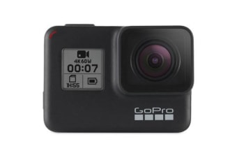 New GoPro HERO7 Black Camera (FREE DELIVERY + 1 YEAR AU WARRANTY)