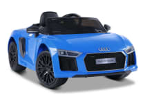 Kids Ride On Audi R8 Car (Blue)