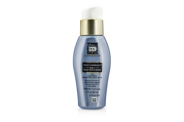 ROC Multi Correxion 5 in 1 Daily Moisturizer With Sunscreen Broad Spectrum SPF30 (Unboxed) (50ml/1.7oz)