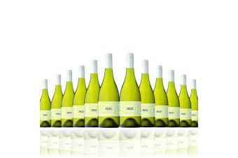 12 Bottles of 2018 The Puzzle Chardonnay 750ML