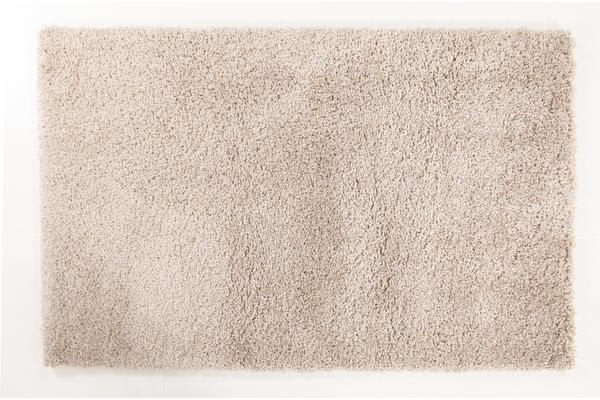Thick Soft Polar Shag Rug - Light Beige 230x160cm