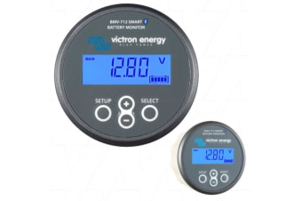 6.5-95VDC Smart Precision Battery Panel Monitor Display with Midpoint Monitoring