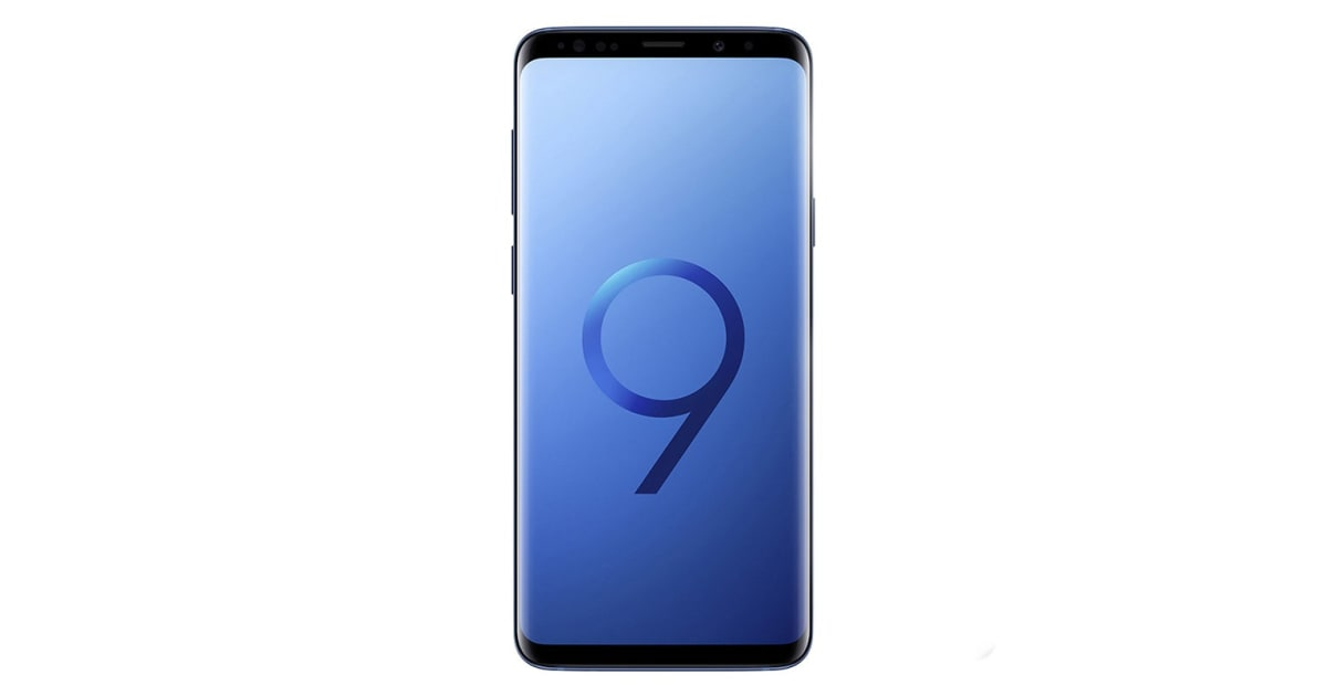 Samsung Galaxy S9 (256GB, Coral Blue) | Android Phones |