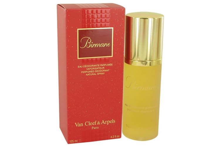 Van Cleef & Arpels Birmane Deodorant Spray 125ml