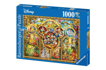 Ravensburger Disney Best Themes 1000 Piece Puzzle