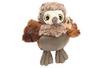 Danish Design Olga The Owl Dog Toy (May Vary)