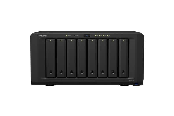 Synology DiskStation DS1817+ 8GB 8-Bay NAS Server