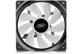 DEEPCOOL DP-FRGB-RF140-2C RF140 2-in-1 RGB Fan