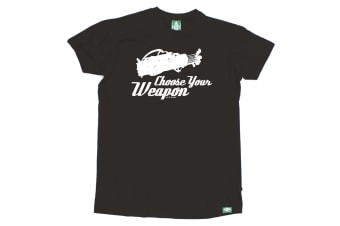 Out Of Bounds Golf Tee - Choose Your Weapon Golf Mens T-Shirt