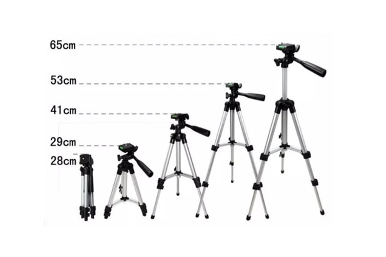 65Cm Portable Light Weight Tripod For Projector,Security Camera,Tiny Camera Telescope