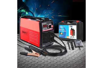 Portable Inverter Welder MMA ARC Stick DC Welding 15A Plug 250Amp