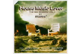 House Music Lover - The Mix Session Vol 1 BRAND NEW SEALED MUSIC ALBUM CD