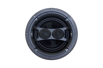 """6.5"""" Ceiling Stereo Speaker Dipole/Bipole Sold As Single"""