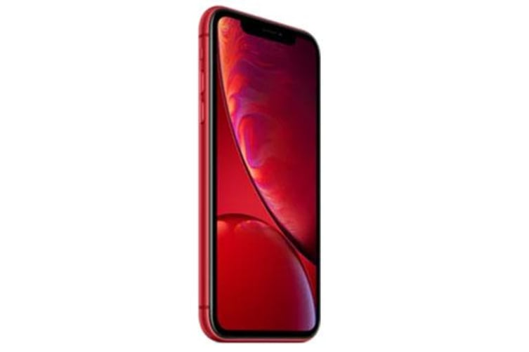 New Apple iPhone XR 128GB 4G LTE Red (FREE DELIVERY + 1 YEAR AU WARRANTY)